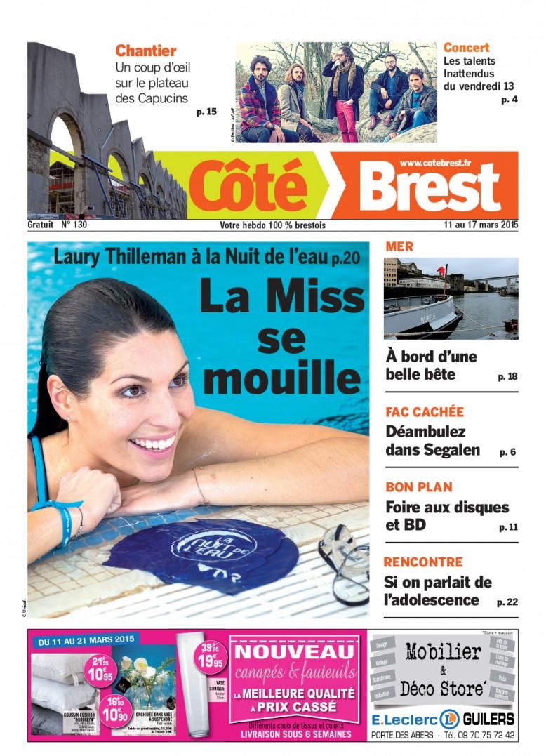 Côté Brest - 11 - 17 Mars 2015