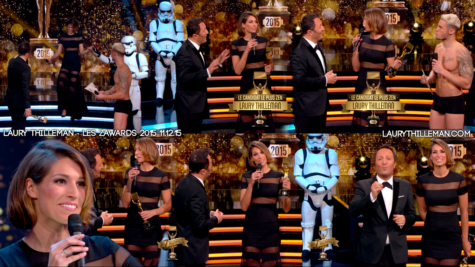 Laury-Thilleman-Les-zawards-2015-TF1-111215