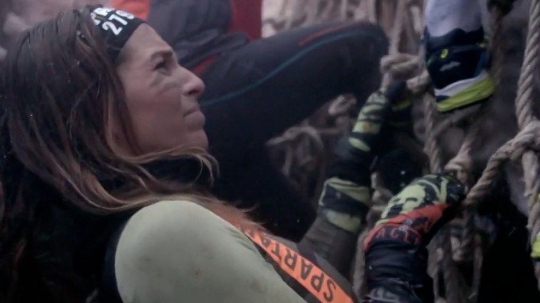 Reebok Winter Spartan Race de Valmorel