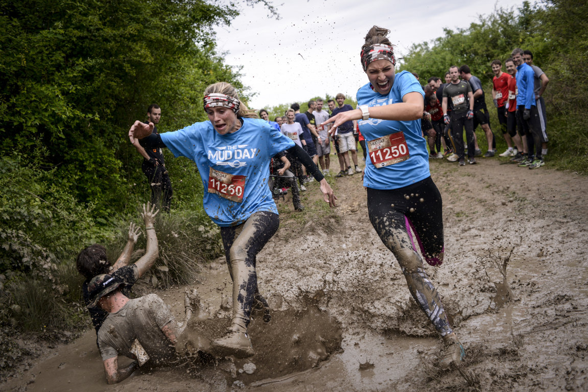 Laury-Thilleman-The-Mud-Day-Paris-2015-05 LT