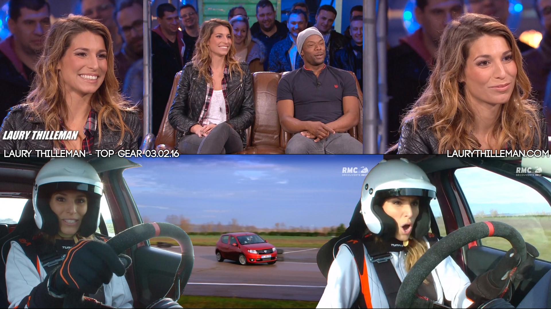 Laury-Thilleman-Top-Gear-030216-RMC-Decouverte