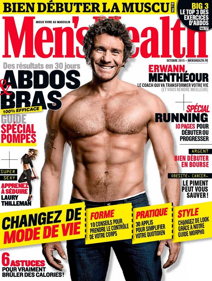 MENSHEALTH Septembre 2015
