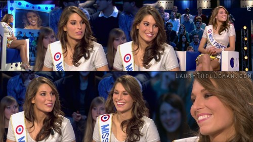Photos   Laury Thilleman dans On nest pas couch