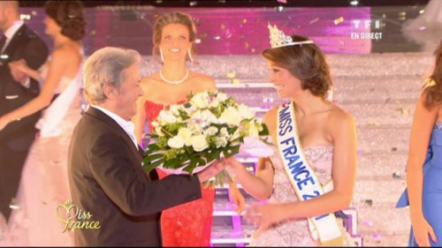 Laury Thilleman est Miss France 2011 !