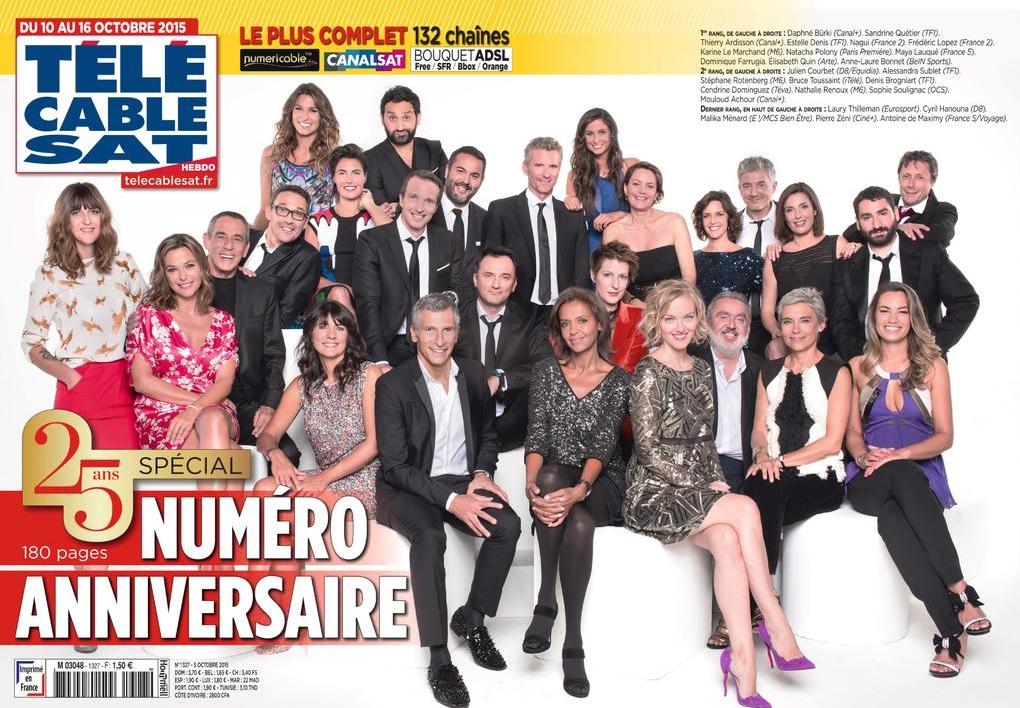 Telecable-Sat-Hebdo-fête-ses-25-ans-avec-Laury-Thilleman